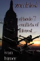 Cover for 'Zombies! Episode 7: Conflicts of Interest'
