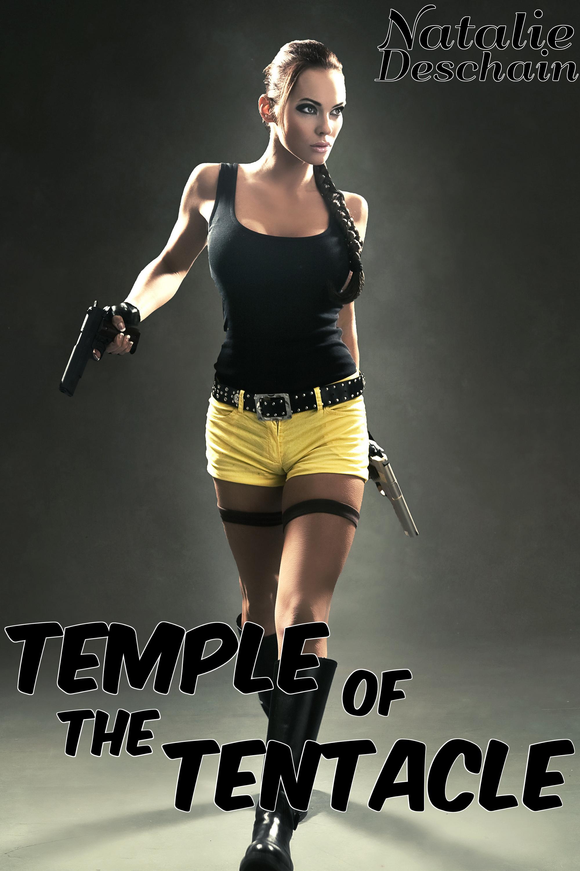 Natalie Deschain - Temple of the Tentacle (Monster Gangbang Sex)