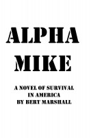 Cover for 'Alpha Mike'