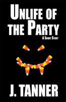 Cover for 'Unlife of the Party'