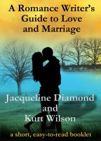 Cover for 'A Romance Writer's Guide to Love and Marriage'