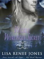 Cover for 'Wicked Werewolf Secret'