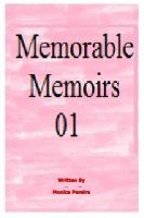 Cover for 'Memorable Memoirs 01'