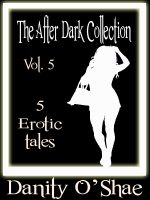 Cover for 'The After Dark Collection: Vol. 5 (5 Erotic Tales)'