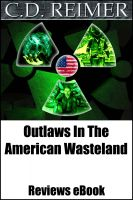 Cover for 'Outlaws In The American Wasteland (Reviews)'