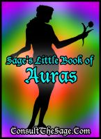 Cover for 'Sage's Little Book of Auras & Their Meanings'