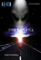 Cover for 'Alien Anatomy Phenomena'