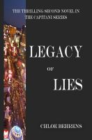 Cover for 'Legacy of Lies'