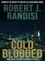 Cover for 'Cold Blooded'