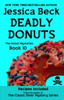 Cover for 'Deadly Donuts'