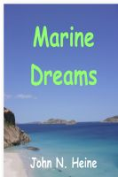 Cover for 'Marine Dreams'