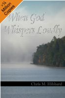 Cover for 'When God Whispers Loudly'