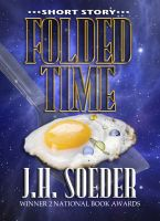 Cover for 'Folded Time'