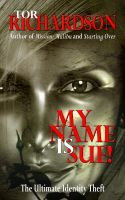 Cover for 'My Name is Sue!'