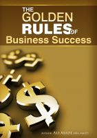 Cover for 'The Golden Rules of Business Success'
