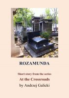 Cover for 'Rozamunda - Mystery short story'