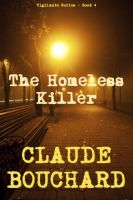 Cover for 'The Homeless Killer'