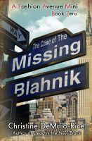 CD Reiss - The Case of the Missing Blahnik