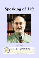 Cover for 'Speaking of Life'