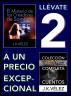 Llévate 2 a un Precio Excepcional: El Misterio de los Creadores de Sombras y Colección Completa Cuentos by Nuevos Autores