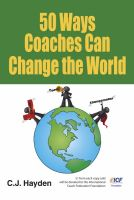 Cover for '50 Ways Coaches Can Change the World'