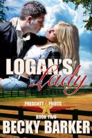 Cover for 'Logan's Lady'