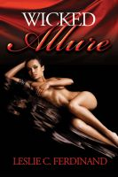 Cover for 'Wicked Allure'