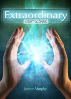 Cover for 'Extraordinary: Light vs. Dark'