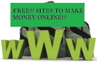 Cover for 'FREE!!! SITES TO MAKE MONEY ONLINE!!!'
