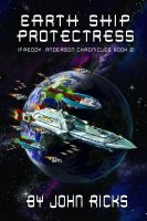 Cover for 'Earth Ship Protectress'