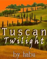 Cover for 'Tuscan Twilight'