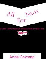 Cover for 'All For Nun'