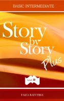 Cover for 'Story by Story PLUS: Basic Intermediate'