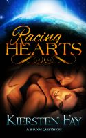 Cover for 'Racing Hearts (Shadow Quest 4.5)'