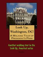 Cover for 'Look Up, Washington, DC! A Walking Tour of Lafayette Square'