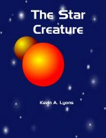 Cover for 'The Star Creature'