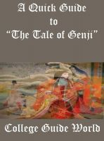 "Cover for 'A Quick Guide to ""The Tale of Genji""'"