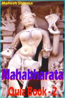 Cover for 'Mahabharata Quiz Book - 2'
