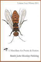 Cover for 'Bumble Jacket Miscellany: a miscellany for poetry and fiction 2:2'