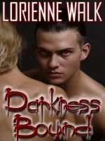 Cover for 'Darkness Bound'