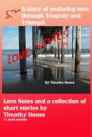 Cover for 'Love Notes and a collection of short stories'
