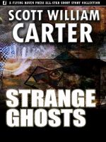 Cover for 'Strange Ghosts'