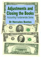 Cover for 'Adjustments and Closing the Books'