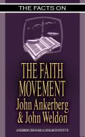 Cover for 'The Facts on the Faith Movement'
