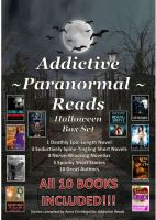 Cover for 'Addictive Paranormal Reads Halloween Box Set'