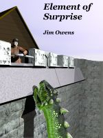Cover for 'Element of Surprise'