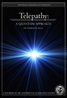 Cover for 'Telepathy: A Quantum Approach'