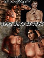 Cover for 'Rent Boys of Jove'