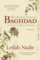 Cover for 'The Orange Trees of Baghdad'