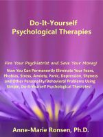 Cover for 'Do-It-Yourself Psychological Therapies'